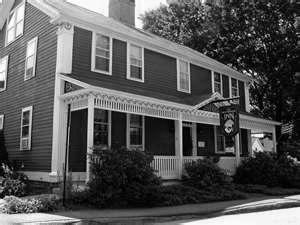 The Old Mystic Inn II B&W